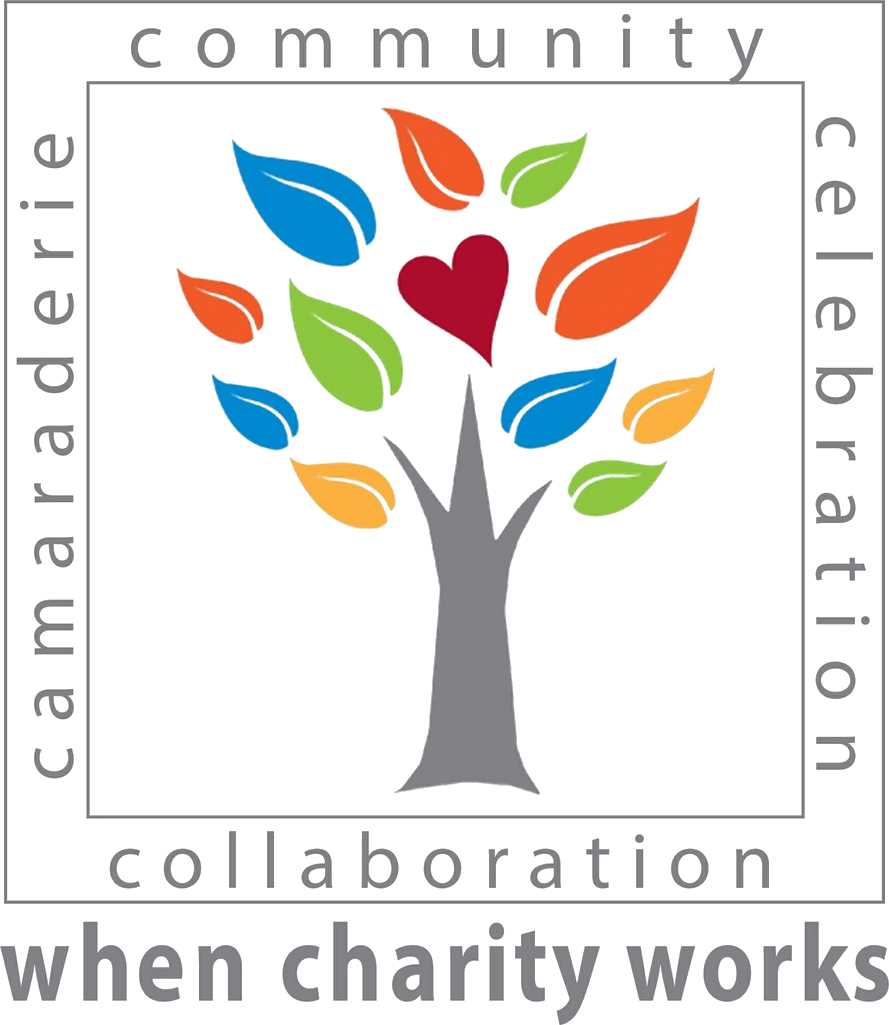 When Charity Works Logo